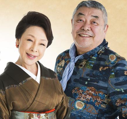 中尾彬・志乃夫妻も福ちゃんの着物買取を利用済み