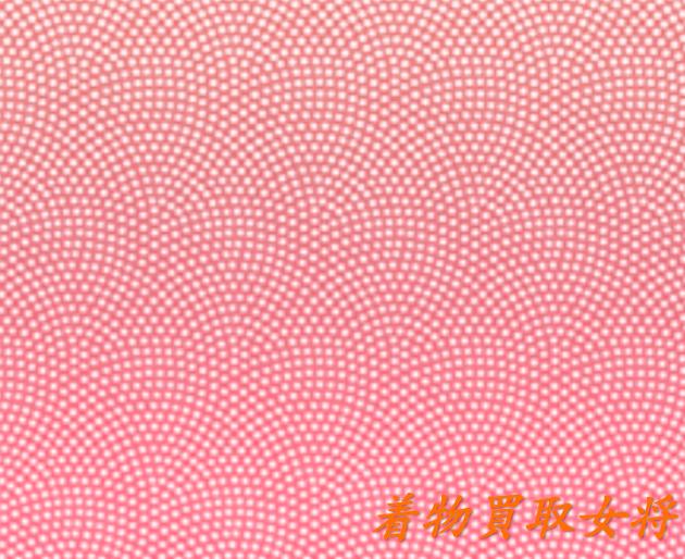 江戸小紋 鮫