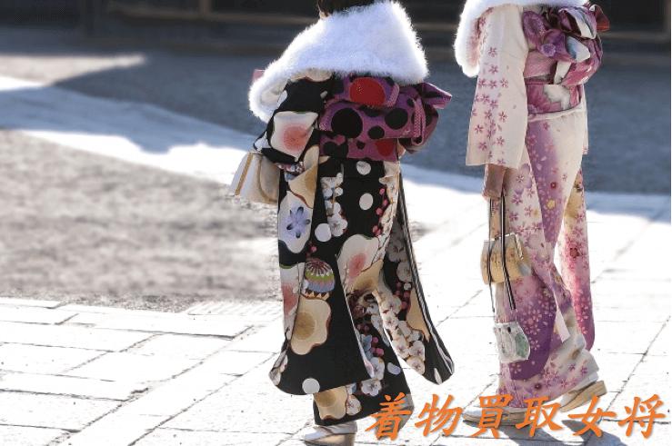 子どもの七五三の着物や成人式で着た振袖の処分