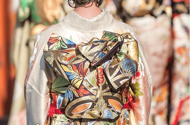 丸帯は花嫁衣装や振袖の帯としても使える?
