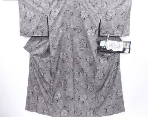 大手着物買取専門店での大島紬の買取価格相場実例