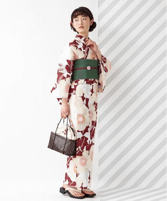 浴衣を着る時は京袋帯よりも半幅帯や名古屋帯がベター