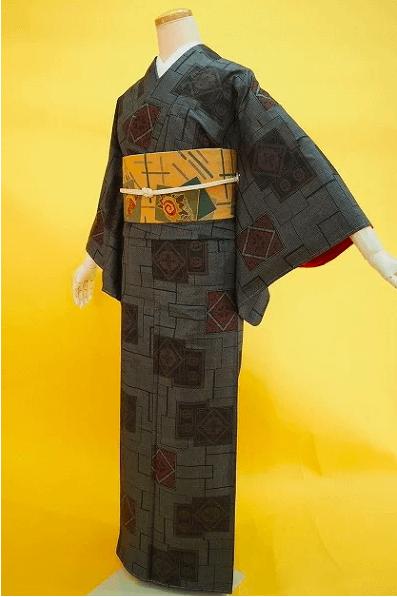 京都袋帯と合わせる着物は小紋や紬など普段使いの着物がおすすめ