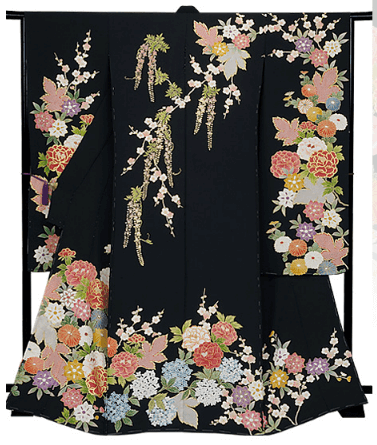 京友禅は京都発祥の高級織物