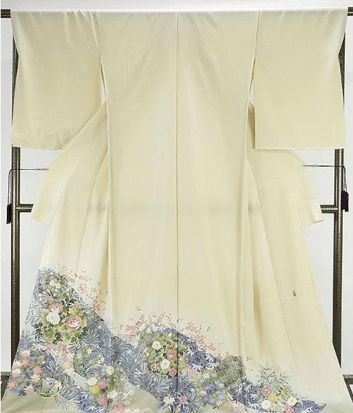 加賀友禅の色留袖画像と値段相場