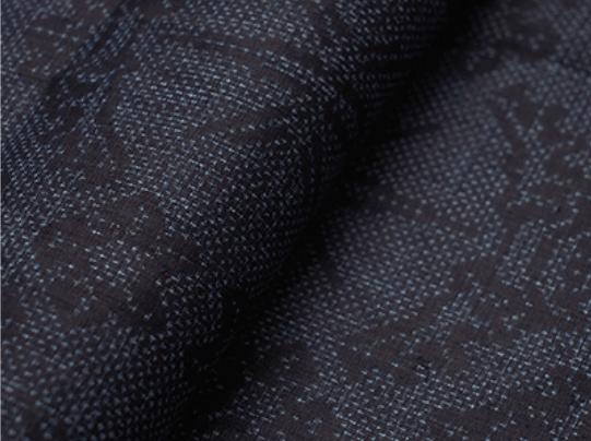 宮古上布の柄や模様