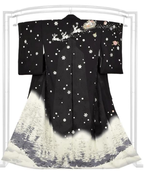 十日町友禅の秀美織物