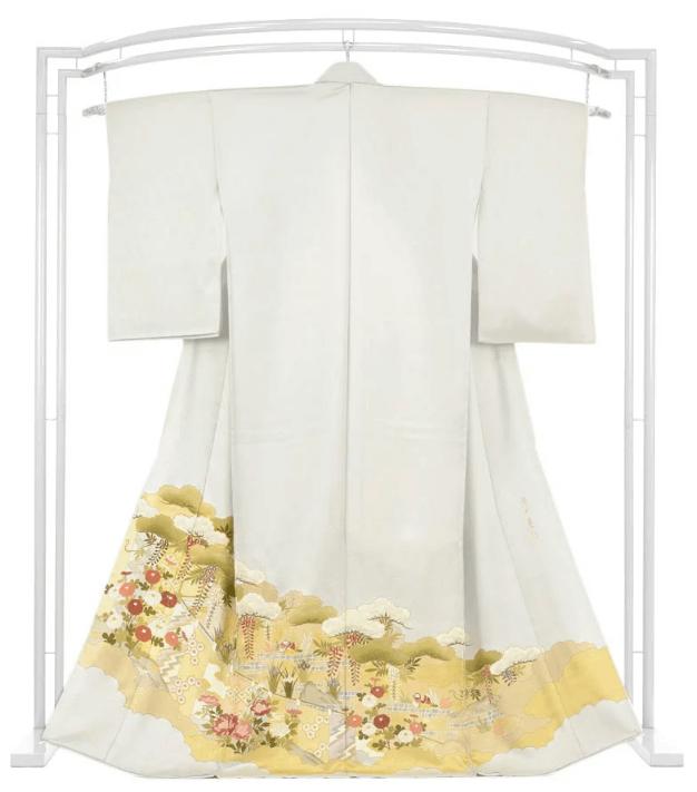 京友禅の色留袖の価格値段相場
